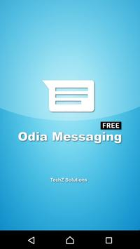Odia Messaging poster