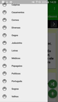 Top Piadas + Aí Paaah Tirinhas apk screenshot