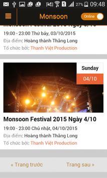 Monsoon apk screenshot