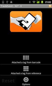 Track Event apk screenshot