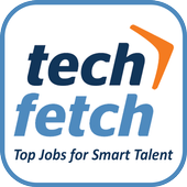 TechFetch Jobs icon