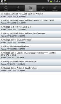 TechFetch Jobs apk screenshot