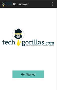 TechGorillas Employer apk screenshot
