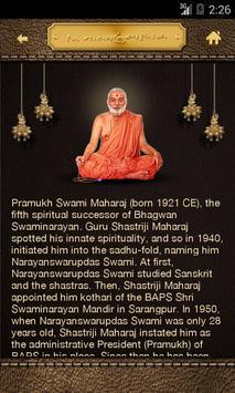 Pramukhswami Swaminarayan apk screenshot
