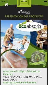 EcoAbsorb apk screenshot