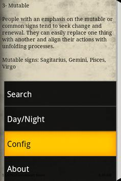 Zodiac Signs Book apk screenshot