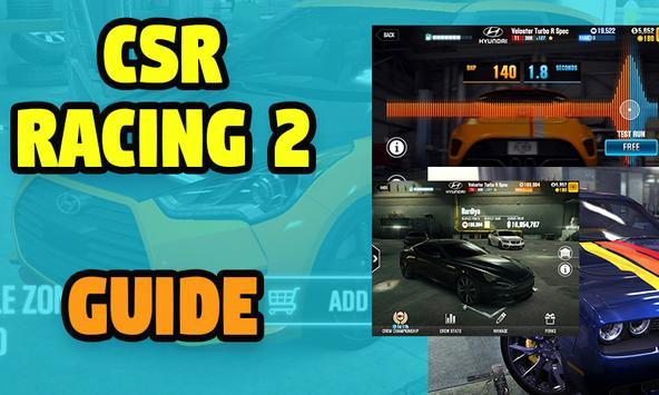 Guide for CSR Racing 2 apk screenshot