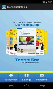 TechniSat Kataloge poster