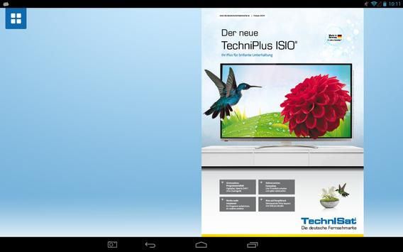 TechniSat Kataloge apk screenshot