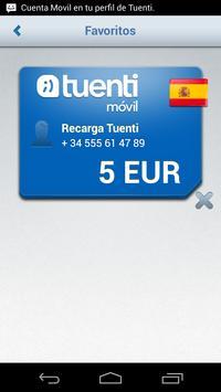 Recargapp (Recargas a móviles) apk screenshot