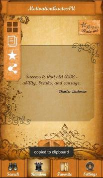 MotivationQuotes4U apk screenshot