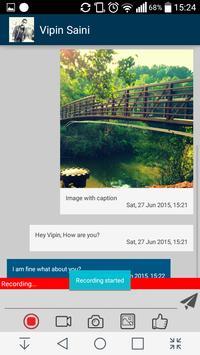 PlanetChat apk screenshot