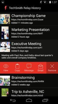 TechSmith Fuse apk screenshot