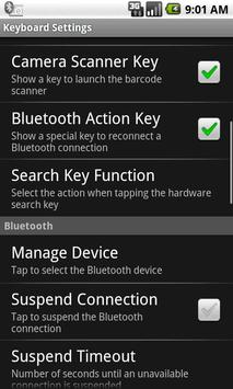 BluePiano Bluetooth Wedge Demo apk screenshot