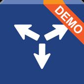 GetBlue Bluetooth Reader, Demo icon
