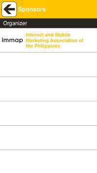 IMMAP Summit 2015 apk screenshot