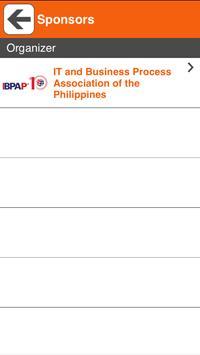 International IT-BPM Summit apk screenshot
