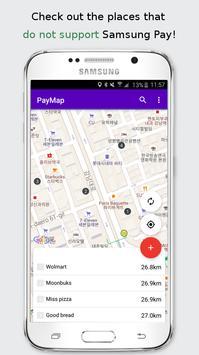 PayMap poster