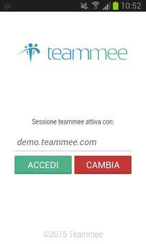 Teammee poster