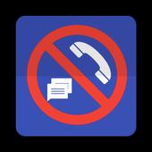 Easy Block Call & SMS Blocker icon