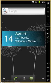 Calendar Romano Catolic 2015 apk screenshot