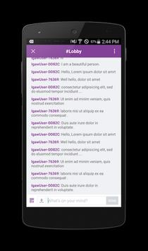 Asian Chatroom apk screenshot