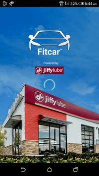 Fitcar™ powered  by Jiffy Lube poster