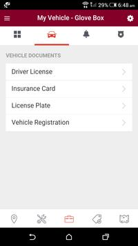 Fitcar™ powered  by Jiffy Lube apk screenshot