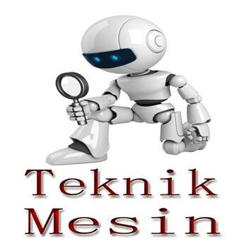Teknik Mesin poster