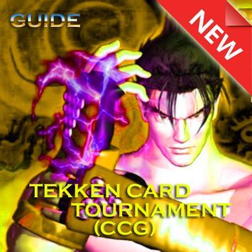 Coins Guide Tekken (CCG) poster