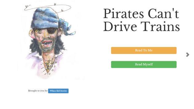 Pirates Can't Drive Trains apk screenshot