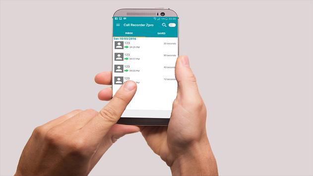 Call Recorder - ZPro apk screenshot