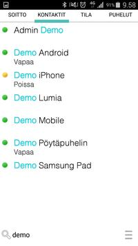 Tehacom apk screenshot