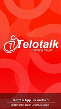Telotalk poster