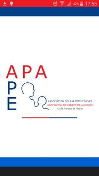 APA LFMadrid Mobile poster