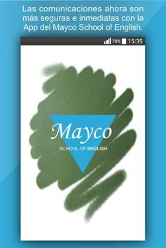 Mayco School poster