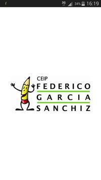 Ceip Federico Garcia Sanchiz poster
