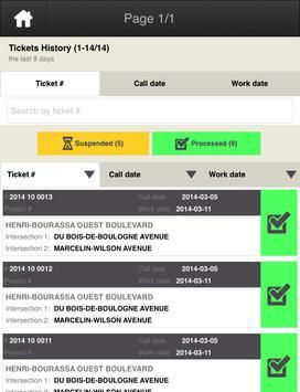 Info-Excavation apk screenshot