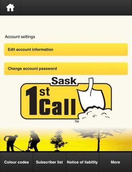 Sask1stCall apk screenshot