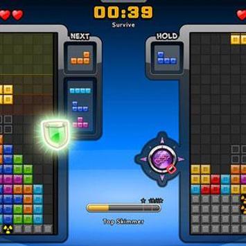 Guide for Tetris Battle poster