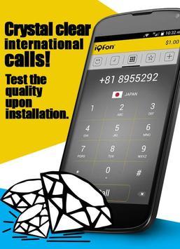 iQfon Cheap International Call poster