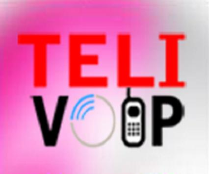 Telivoip Pro Dialer poster