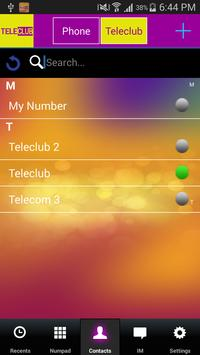 Teleclub apk screenshot