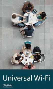 Universal Wi-Fi poster