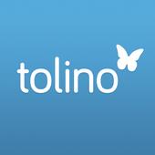 tolino e-book reading app icon