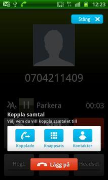 Telenor Koppla Samtal poster
