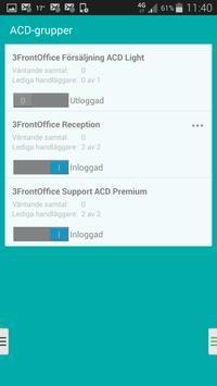 3FrontOffice apk screenshot