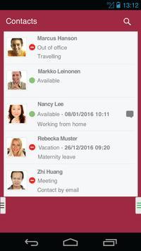 Bredband2 Molnväxel apk screenshot