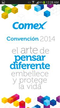 Comex 2014 poster