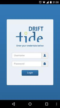 Tide Drift poster